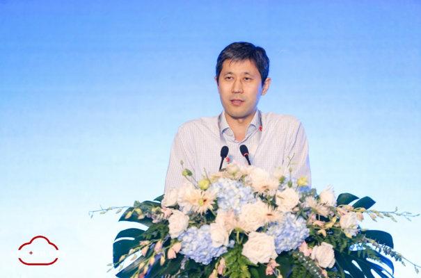 华为云人工智能领域总裁贾永利发表主题演讲