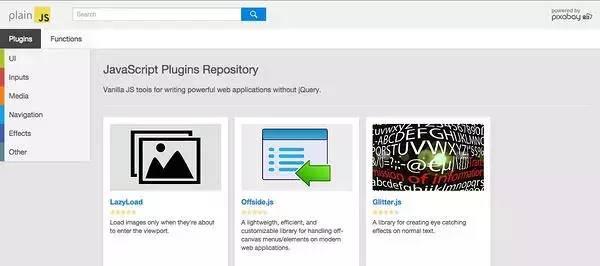 GitHub 上值得收藏的 100 个精选前端项目!6