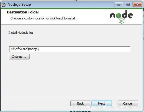 nodejs+react+redux环境安装1
