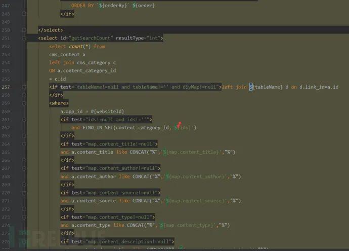 Mybatis 框架下 SQL 注入攻击的 3 种方式,真是防不胜防!6