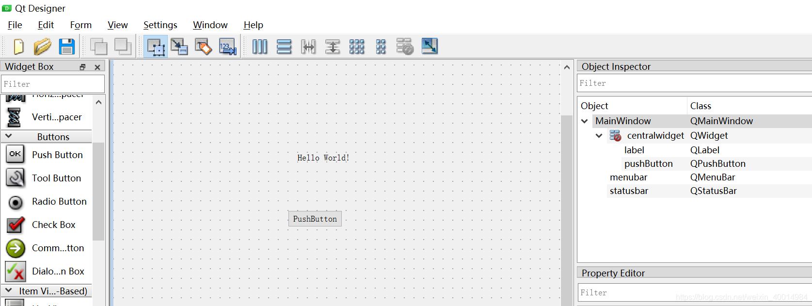 VSCode配置PyQt5和designer4