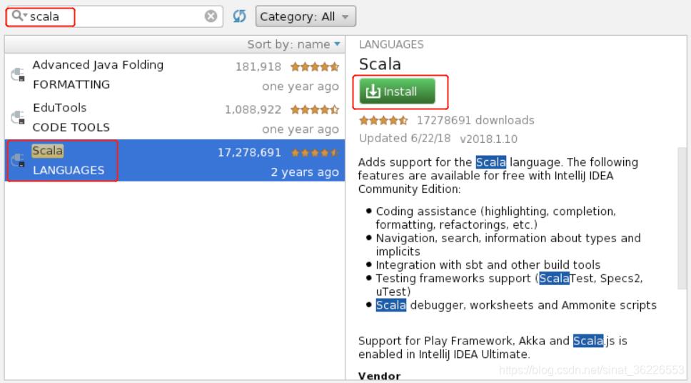 CentOS:安装配置Scala、IDEA10