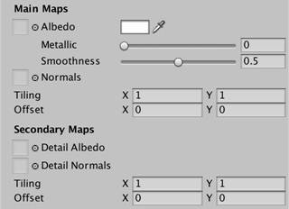 Unity渲染教程(九):复杂材质 https://www.jianshu.com/p/5e3af869870f12