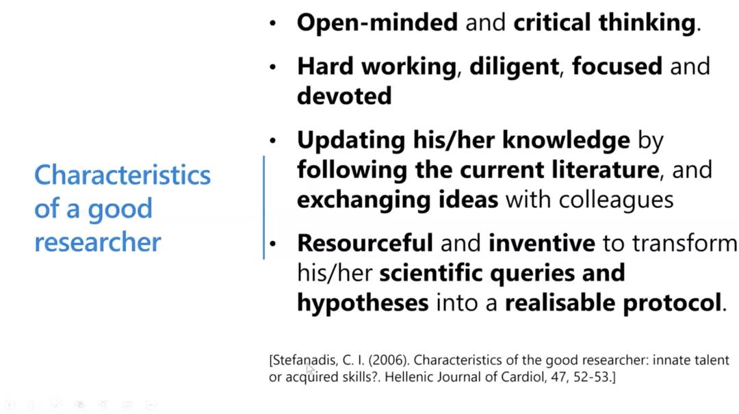 沈向洋、华刚:读科研论文的三个层次、四个阶段与十个问题2