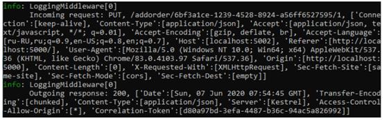 .NET Core:通过Web API进行微服务交互6