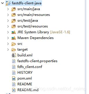 FastDFS学习笔记(三)Java API调用1