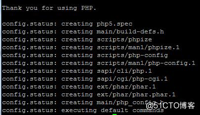 安装PHP510