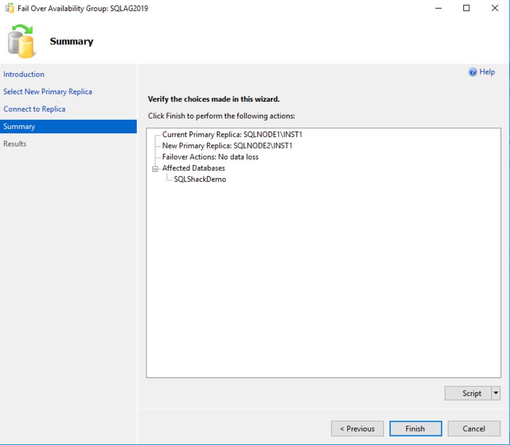 在Windows Server 2016和SQL Server Always On可用性组上安装SQL Server 201954