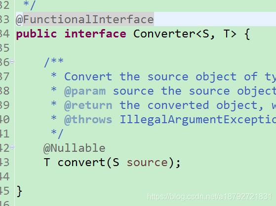 springMVC自定义数据绑定-Converter1