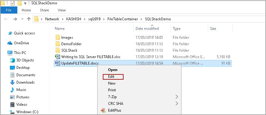 filetable_SQL Server FILETABLE用例12